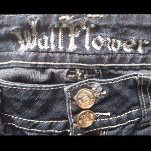 Wallflower Women's Jeans, Size 13 (Waist 36)